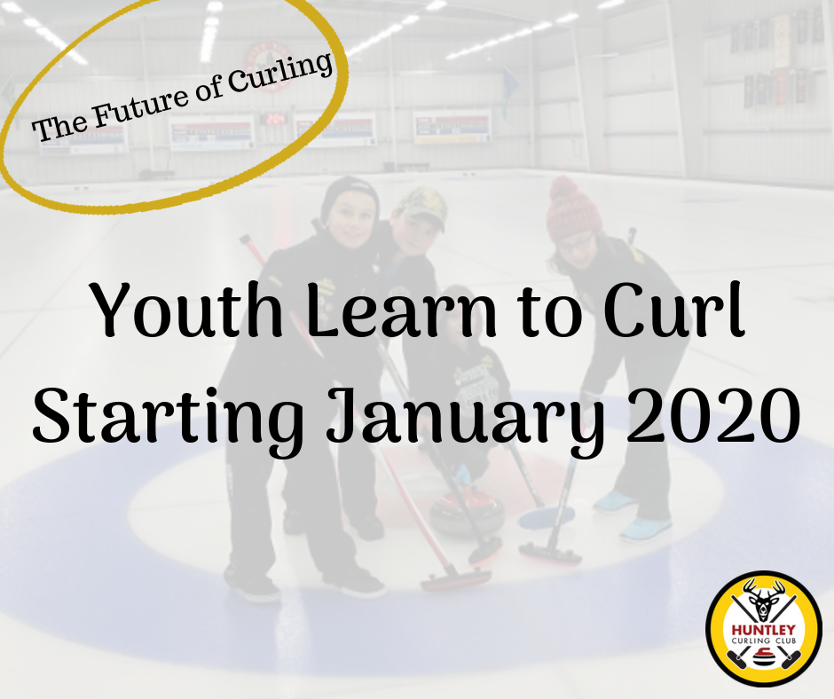 Youth Learn to Curl